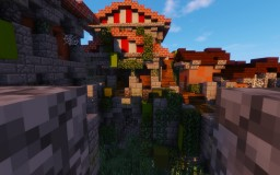 Realms of Drascus- Human Reign (The Ruins of Novae) Minecraft Map & Project