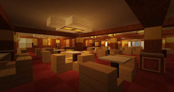 1st Class A la Carte - Restaurant