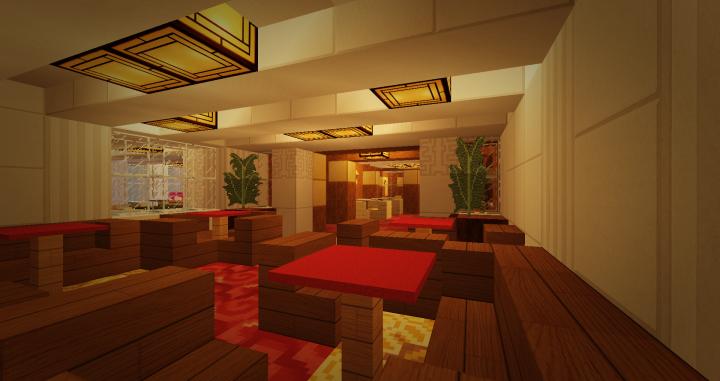 Restaurant-Reception Room