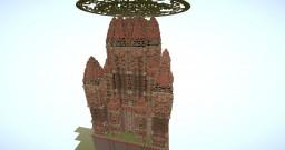 HardCast | Big Castle Minecraft Map & Project