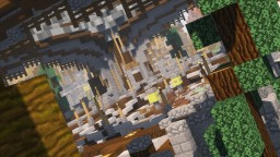 Hardcore Spawn Minecraft Map & Project