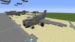 """Yak-23 """"Flora"""" Minecraft"""