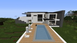 Just House Minecraft Map & Project