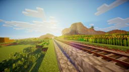 Railways of Traincraft (RWoT v0.9.4) MC 1.7.10 Minecraft Map & Project