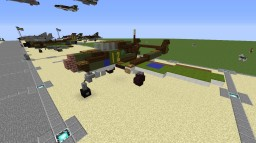 J-21 (J-21 and J-21R) Minecraft
