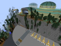 Empire Strikes Block: Naboo Minecraft Map & Project