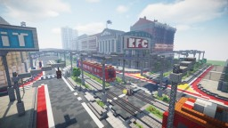 World of FoxShot OpenSource Project Minecraft Map & Project