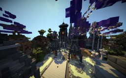WomboCraft - Hub Spawn Minecraft Map & Project