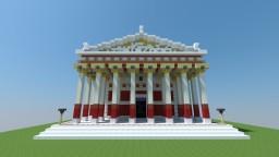 AC Origins Temple of Apollo Minecraft