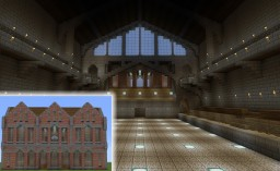 Gothic PvP Arena Minecraft Map & Project