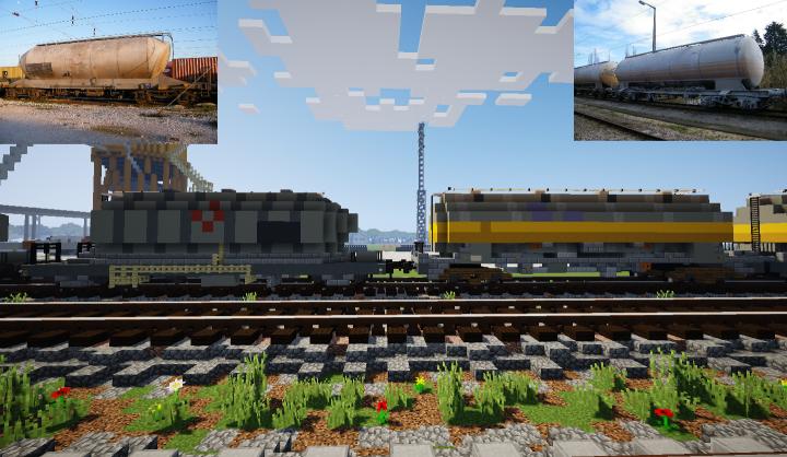 UACS Wagons