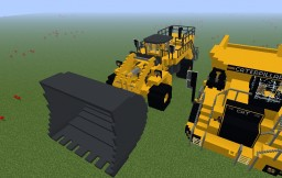 Mining Machines Minecraft Map & Project