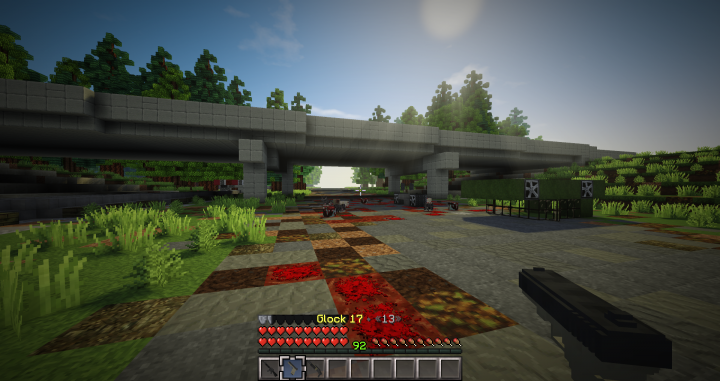 HavocMC Home Of The Mining Dead Minecraft Server - Minecraft vanilla server 1 10 erstellen