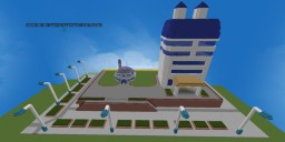 Dragon Ball XV2 - Business District (1) Minecraft Map & Project