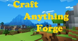Craft Anything mod Minecraft Mod