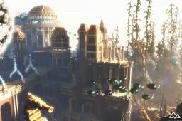 Romanos Minecraft Map & Project