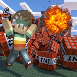 Fun TNT Minecraft Mod