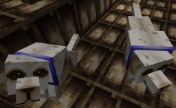 English Setter Minecraft Texture Pack