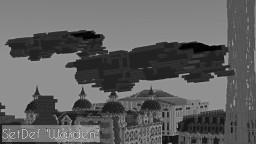 Call of Duty: Infinite Warfare - SDF Warden Minecraft Map & Project