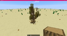 Dead Tree Decorated Minecraft Map & Project