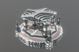 Greek(ish) Temple Minecraft Map & Project