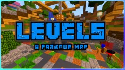 Levels [A Parkour Map] Minecraft Map & Project