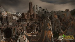 Lithlad of Mordor - LOTR Minecraft Map & Project