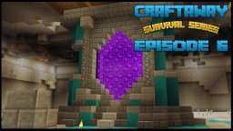 Craftaway Episode 6 :Nether Portal design tutorial ! Minecraft Map & Project