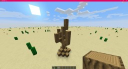 Large Tree without decoration/leaves Minecraft Map & Project
