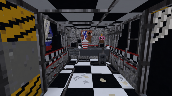1 12] Five Nights at Freddys 1: The office (Chisel and Bits
