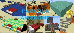 Parkour Awesome! Minecraft