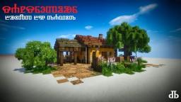Shack in Sansretour-Valley Minecraft