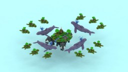SkyWars - FlatSea Minecraft Map & Project