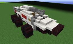 "Mass Effect M35 ""Mako"" Minecraft Map & Project"