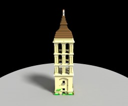 w/Vespasien Tower Minecraft