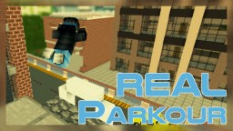 Realistic Parkour out a POV - Minecraft animation | Mine-imator | (KR Studio) Minecraft Blog Post