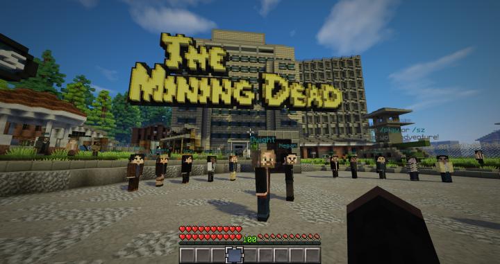 HavocMC Home Of The Mining Dead Minecraft Server - Minecraft server erstellen 1 8 kostenlos 2016
