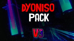 DyonisoPack V3  (1.7.10,1.8.x) Minecraft Texture Pack