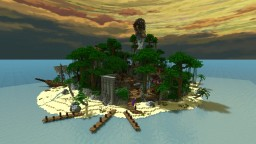 Pirate Island by Acrypex and TheBiome Minecraft Map & Project
