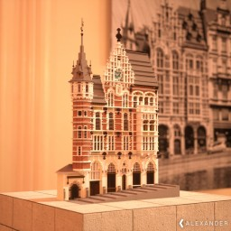 """Belgium"" by Dogester. Minecraft"