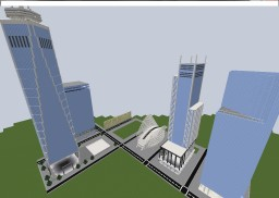 World Trade Center New York Minecraft Map & Project