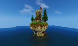 Island Tower Minecraft Map & Project