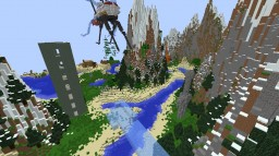 survival island extreme!!!!!!! Minecraft Map & Project