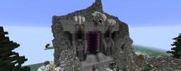 Massive Gateway Minecraft Map & Project