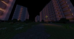 Pokrov, Soviet project city Minecraft Map & Project