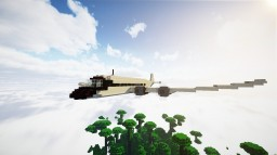 Focke Wulf FW-200 Condor Minecraft Map & Project