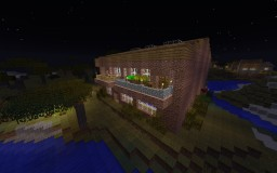 Gracie's Cool House Minecraft Map & Project