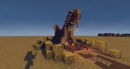 Fantasy Groundhouse Minecraft Map & Project
