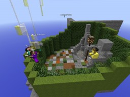 Operation: Mob Wars Minecraft Map & Project