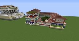 AC origins Insulae (Collabrative) Minecraft